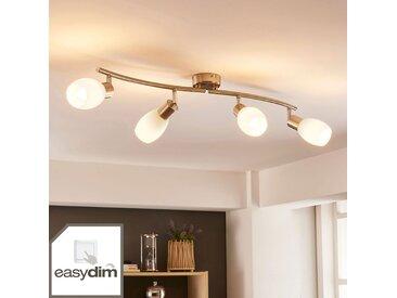 Plafonnier LED à 4 lampes Arda, easydim