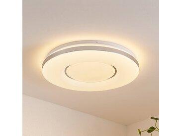 Lindby Robini plafonnier LED, CCT, dimmable