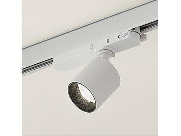 Arcchio Candra spot sur rail LED, blanc 9W 4000K