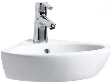 Lave mains d'angle POLO 44.5x42.5 cm - ROCA - WM816O11Z0010F1