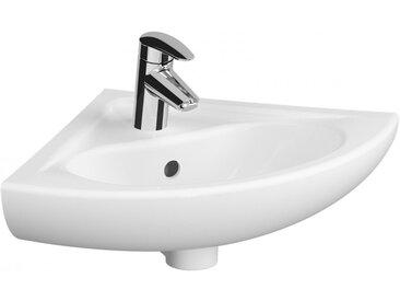 Lave-mains d'angle ARKITEKT 40x40 cm - VITRA - 6093L003-1252