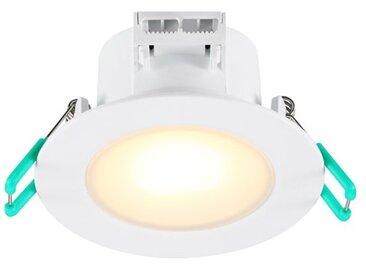 Pack de 3 spots LED étanche 540lm 830 IP65 - SYLVANIA - 0005285