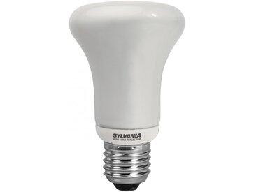 Ampoule fluo MINI-LYNX R63 9W 827 E27 - SYLVANIA - 31109