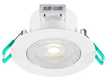 Pack de 3 spots LED 480lm 840 IP44 - SYLVANIA - 0005284