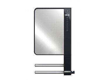 Radiateur sèche serviettes électrique soufflant miroir et barres illico 3 - THERMOR - 491374