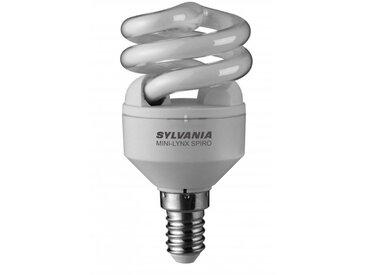 Ampoule fluo MINI-LYNX 8W 827 E14 - SYLVANIA - 35219
