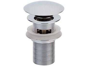 Bonde de lavabo laiton digiclic avec lanterne H100 overflow - VALENTIN - 12310000000