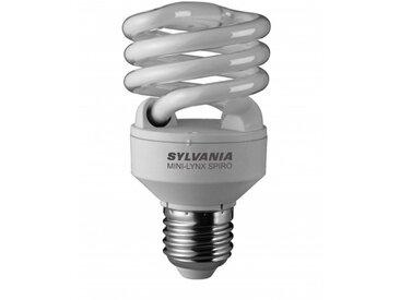 Ampoule fluo FAST-START SPIRO 20W 840 E27 - SYLVANIA - 35223