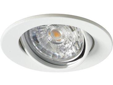 Kit spot LED orientable blanc 5,5W - SYLVANIA - 3001779