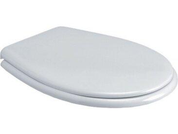 Abattant WC BASTIA blanc UNIVERS - ALLIA - 74600000