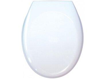 Abattant WC RD 2 blanc charnières inox - OLFA - 7RD9001D