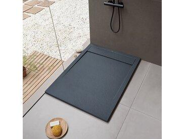 Receveur de douche New York - 160 x 90 cm - Noir