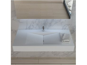 Plan vasque solid surface Réf : SDPW12-E