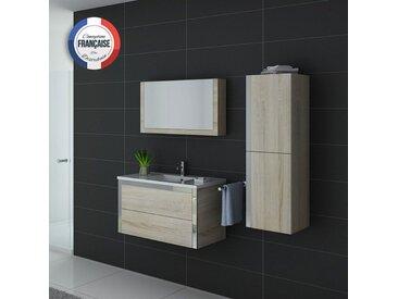 Meuble salle de bain scandinave DIS025-900SC