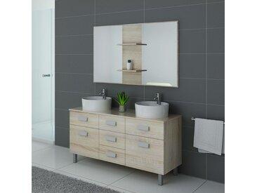 Meubles salle de bain DIS911SC Scandinave