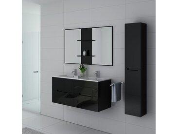 Meubles salle de bain MILAZZO Noir