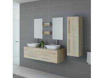 Meubles salle de bain DIS748SC Scandinave