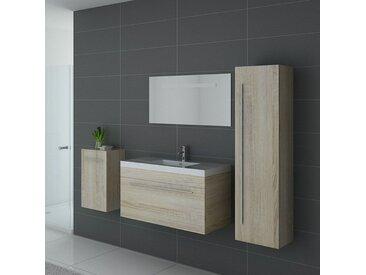 Meubles salle de bain SANREMO SC Scandinave - Salledebain Online