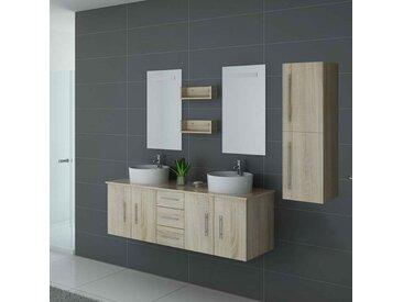 Meubles salle de bain DIS747SC Scandinave