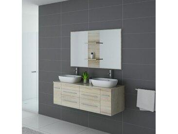 Meuble salle de bain TRIVENTO Scandinave