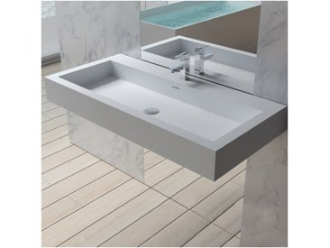 Plan vasque solid surface Réf : SDPW83