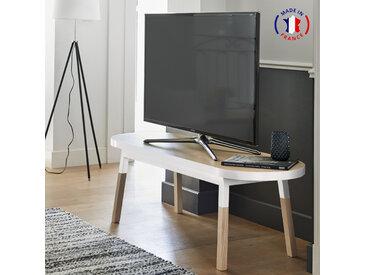 Meuble TV banc - L 140 cm fabrication française