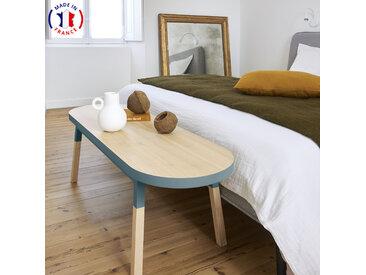 Bout de lit banc en frêne massif 140x45 cm  - 100% Fabrication Française