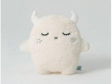 Doudou Ricepuffy Blanc 22 cm - chambrekids.com