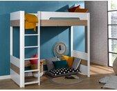 Lit mezzanine enfant Nomade 90x200 cm - chambrekids.com