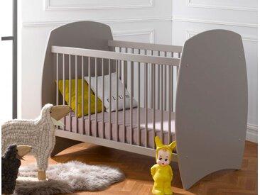 Lit à barreaux bébé Médéa Lin 60 x 120 - chambrekids.com