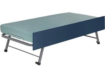 Tiroir lit gigogne Opus Bleu nuit 90x190 - chambrekids.com