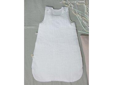 Gigoteuse hiver bébé 0 à 6 mois Blanc - chambrekids.com
