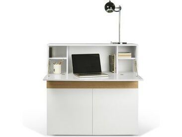 Secrétaire Focus - blanc/chêne TEMAHOME 9500.052606