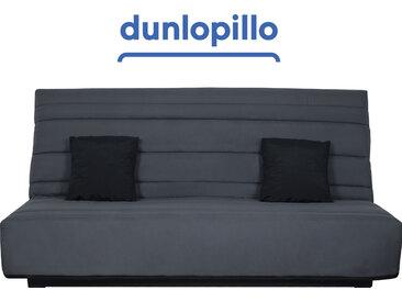 UB DESIGN - Canapé lit Axel CC 130 mousse 35 kg couette grise
