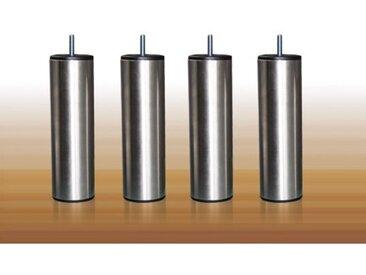 MRG - Jeu de pieds Cylindre SAMOA 60 x 200 vis 8mm