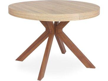 Table ronde extensible Myriade Sonoma