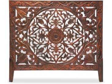 Tête de lit Koutoubia 160cm Cuivre Rouge