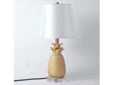 Lampe de table Zanas Or