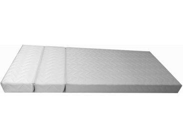 Matelas mousse pour lit évolutif en trois parties - 12 cm 90x 200cm