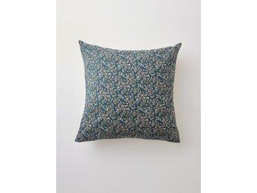 """Taie d'oreiller percale de coton """"Malini"""" - Collection Jamini Design imprimé palmes"""