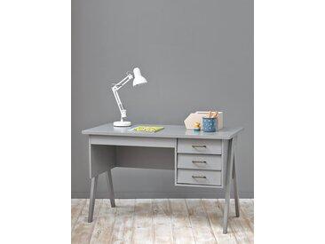 Bureau junior gris