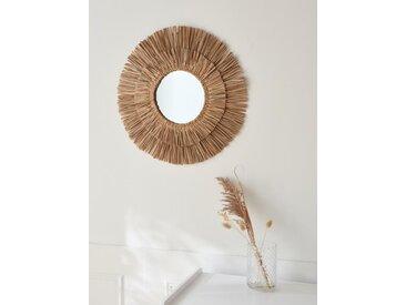 Miroir soleil herbier naturel