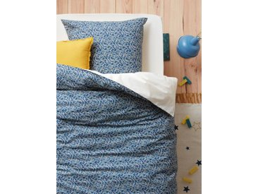 "Housse de couette coton en tissu Liberty ""Rocket Dance"" liberty rocket dance"