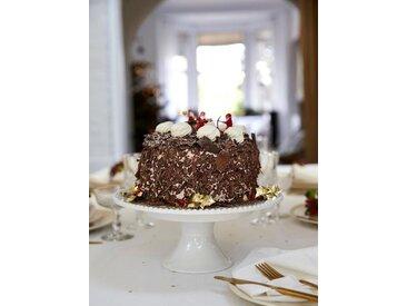 Plat à tarte blanc