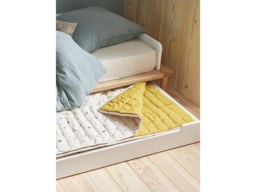 Sac de couchage enfant imprimé cabane