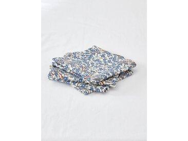 Serviette de table tissu Liberty par lot de 4 liberty empress (bleu)