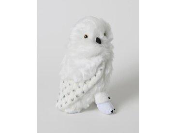 Peluche Hedwige Petit format Collection Harry Potter blanc