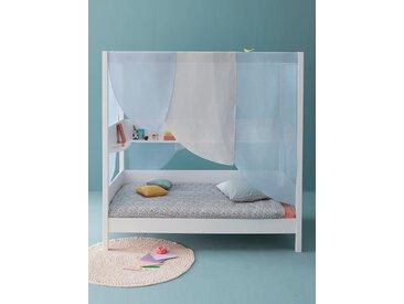 Plume de lit par lot de 3 - Constance Guisset Studio bleu/gris perle/aqua