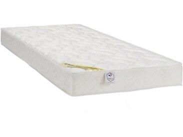 Matelas mousse accueil latex ORTHOLATEX de DREAMEA ép.17cm - 90x190 cm