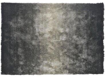 Tapis shaggy ORAGE - 140*200cm - Gris